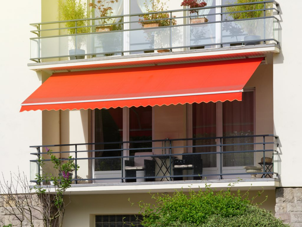 Residential Awnings - Midwood Signs
