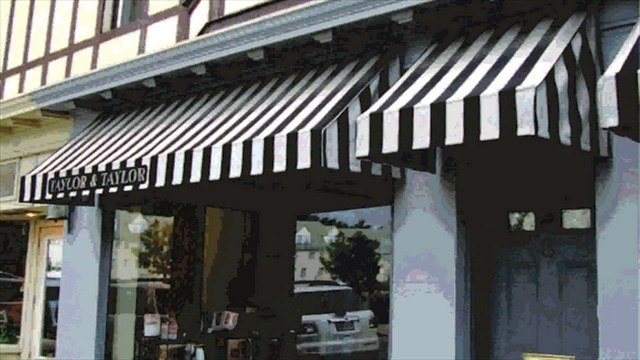 Stationary Awnings 4