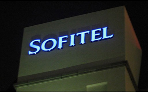 Lighted Signs 3