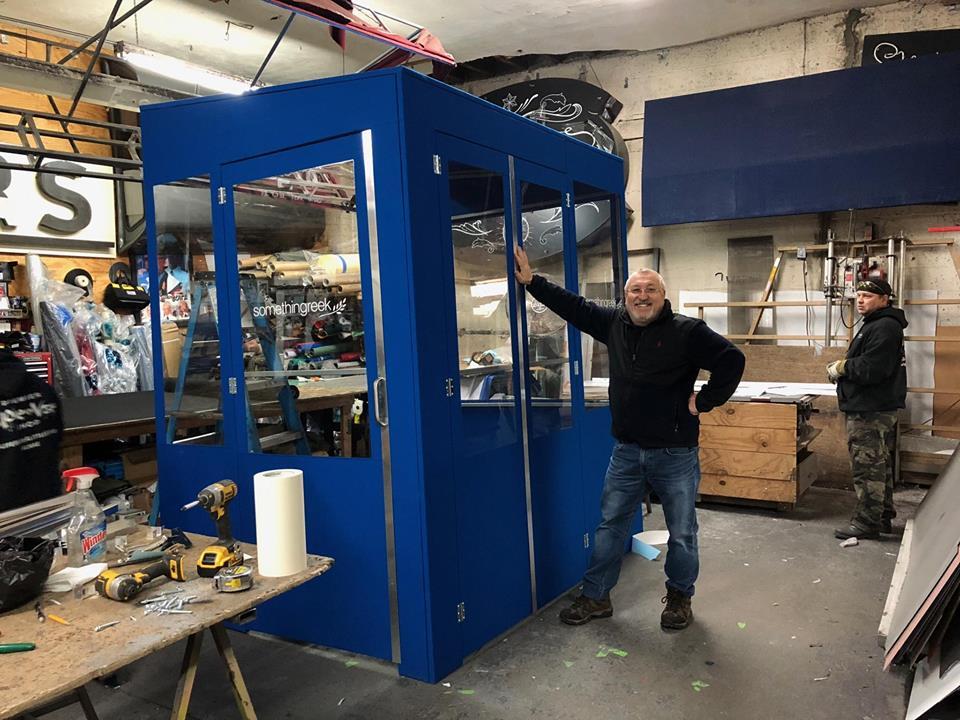 Winter Vestibules & Custom Enclosures 15