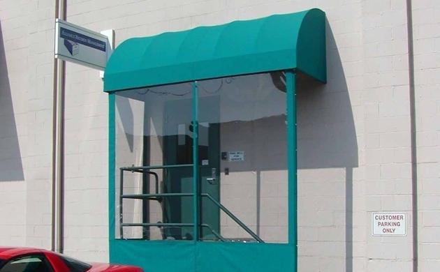 Winter Vestibules & Custom Enclosures 10